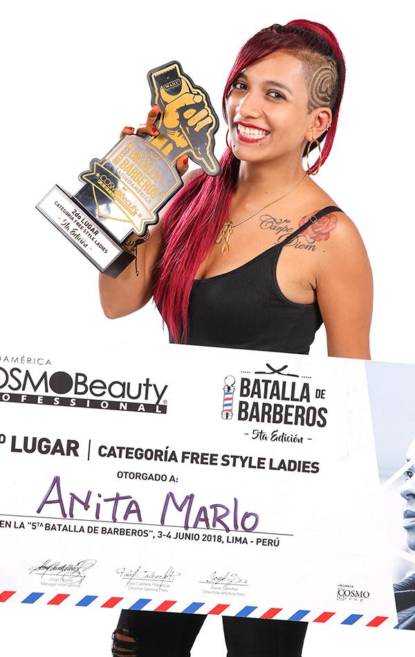 ANITA MARLO